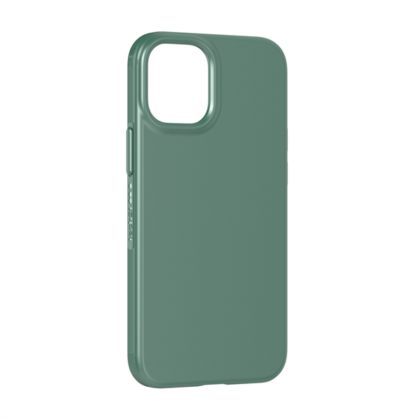 Tech21 - Tech21 carcasa Evo Slim Apple iPhone 12 Mini verde media noche