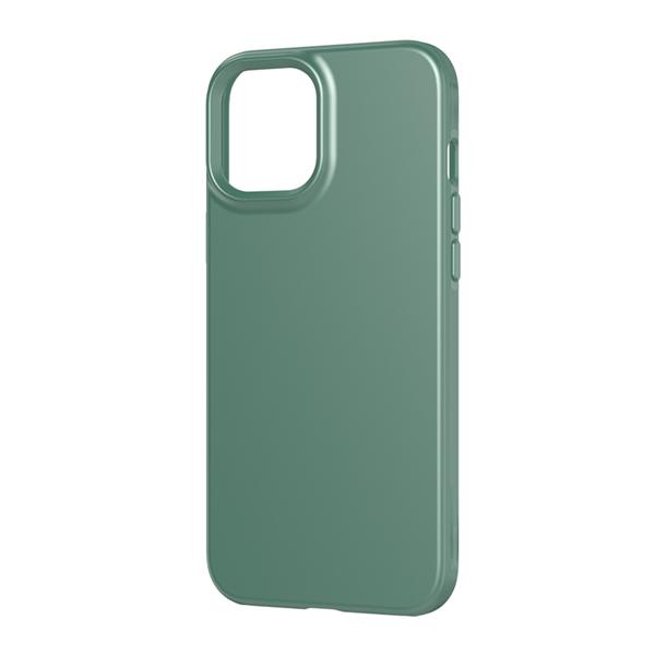 Tech21 - Tech21 carcasa Evo Slim Apple iPhone 12 Pro Max verde medianoche