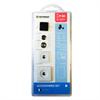 Tetrax Kit de accesorios blanco para dispositivos adicionales + XVENT para acoplar XWAY y SMART al salpicad