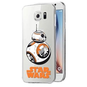 29d03ba19a2 Varios de Fundas- Funda TPU BB-8 Samsung Galaxy S6 Star Wars - Fundas.es