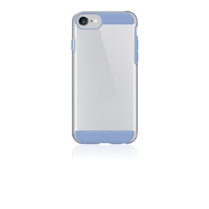 White Diamonds Swarovski - Carcasa Cristal Innocence Azul Serenity para Apple iPhone 7 White Diamonds