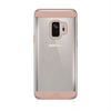 Carcasa Cristal Innocence Rose Gold para Samsung Galaxy S9 White Diamonds