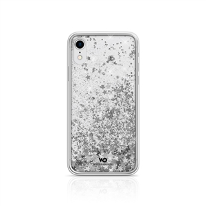 White Diamonds - White Diamonds carcasa Apple iPhone 9 Sparkle estrellas plateadas