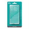 Carcasa Game Changer gris acero + transparente con Protector de Pantalla Wiko Jerry