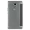 Wiko - Funda Folio WiCube Gris Wiko Robby 3G