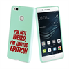Words - Funda TPU Tacto Goma Limited Edition Huawei P9 Lite Words