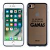Funda TPU El Secreto Apple iPhone 7 Words