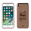 Funda TPU Magia Apple iPhone 7 Words