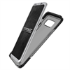 Xdoria - Carcasa Defense Clear Negra para Samsung Galaxy S8 Plus Xdoria