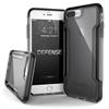 Carcasa Defense Clear Negra para Apple iPhone 7S Plus/7 Plus Xdoria