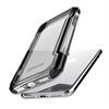 Xdoria - Carcasa Defense Clear Negra para Apple iPhone 8 Xdoria