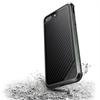 Carcasa Defense Lux Carbono Negra para Apple iPhone 8 Plus / 7 Plus Xdoria