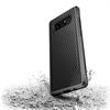 Xdoria - Carcasa Defense Lux Carbono Negra para Samsung Galaxy Note 8 Xdoria