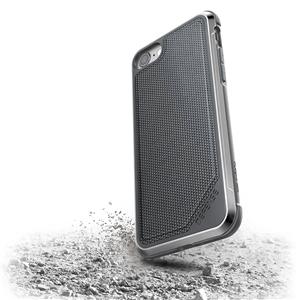 Xdoria - Carcasa Defense Lux Nylon para Apple iPhone 8 Xdoria