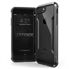 Xdoria - Carcasa Defense Shield Negra para Apple iPhone 8 Plus Xdoria