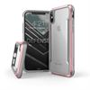 Carcasa Defense Shield Rose Gold para Apple iPhone X Xdoria