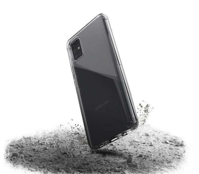 Xdoria - Xdoria carcasa Defense Clear Samsung Galaxy A51 transparente