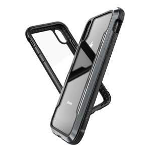 Xdoria - Xdoria carcasa Defense Lux Carbono Apple iPhone 6.5 negra