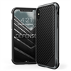 Xdoria carcasa Defense Lux Carbono Apple iPhone Xs/X negra