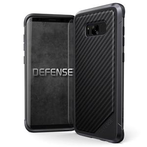 Xdoria - Xdoria carcasa Defense Lux Carbono Samsung Galaxy S8 Plus negra