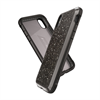 Xdoria carcasa Defense Lux Glitter Apple iPhone X negra