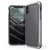 Xdoria carcasa Defense Lux Nylon Apple iPhone Xs/X negra
