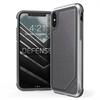 Xdoria carcasa Defense Lux Nylon Apple iPhone Xs/X negra