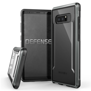 Xdoria - Xdoria carcasa Defense Shield Samsung Galaxy Note 8 negra