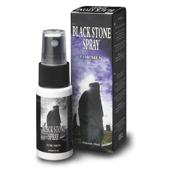 -Sin asignar- - Negro Stone Delay spray