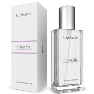 -Sin asignar- Captivation Chase Me Perfume Con Feromonas Para Ella 30 Ml