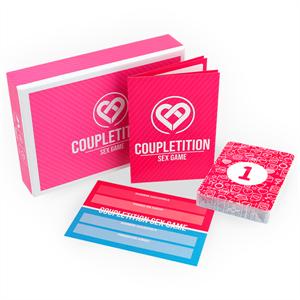 -Sin asignar- Coupletition Sex Game Juego Para Parejas / Es