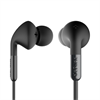 -Sin asignar- DeFunc + MUSIC auriculares con cable jack 3,5 mm negros