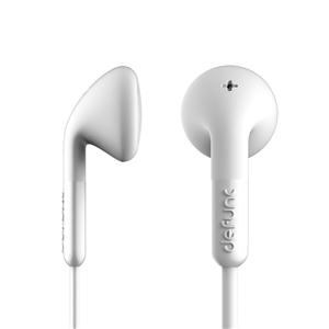 <Sin asignar> - DeFunc + TALK auriculares con cable jack 3,5 mm blancos