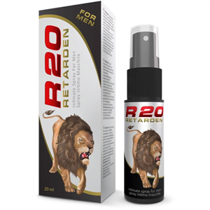 -Sin asignar- R20 Spray Retardante Efecto Frio 20 Ml