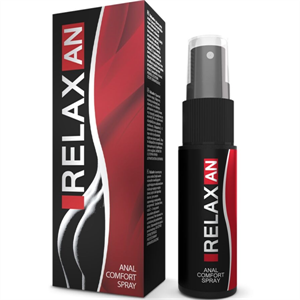 -Sin asignar- Relaxan Spray Anal Hidratante Y Elastizante 20 Ml