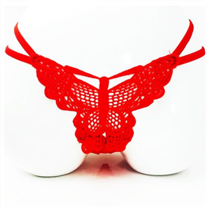 <Sin asignar> Tanga Valentine Edition Rojo Talla Unica
