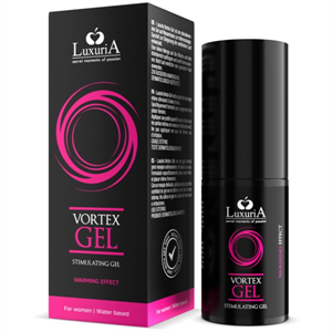 -Sin asignar- Vortex Gel Efecto Calor  30 Ml
