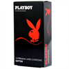 PLAYBOY Playboy Condón Con Puntos Pleasure 54mm 12 Uds