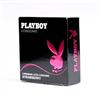 PLAYBOY Playboy Condón Fresa 54mm 3 Uds