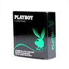 PLAYBOY Playboy Extra Pleasure Condon Transparente 54mm 3 Uds