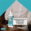Bacterisan - Desinfectante Germosan NOR BP3 Spray 500ml