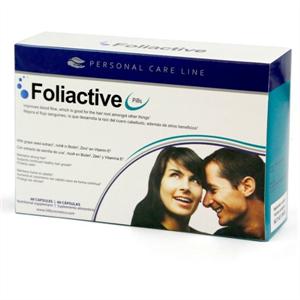500cosmetics Folieactive Pills Complemento Alimenticio Caida Pelo