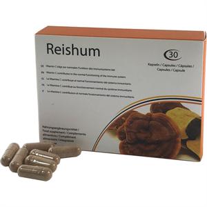 500cosmetics Reishum Comp. Alimenticio Fortalecimiento Sistema Inmunitario 30 Cap