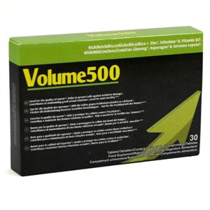500cosmetics Volume500 Pills Aumento Semen