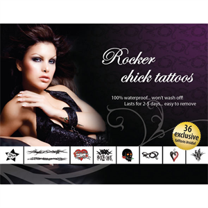 Adultbodyart Tatuajes Rockeros