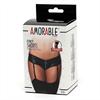 Amorable - Pantalones con Liguero y Cremallera