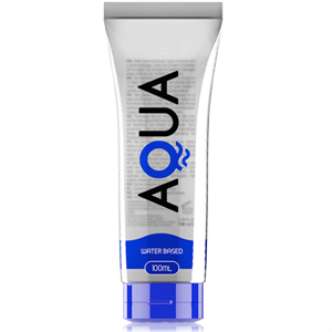 Aqua Quality Lubricante Base De Agua 100ml