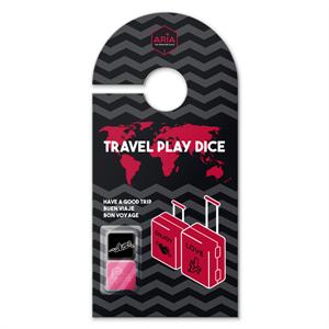 Aria Travel Play Juego Dados Es/En/Pt/De/It/Fr