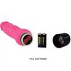 Baile - Colorful Sex Vibrador Realistico Rosa 24 Cm
