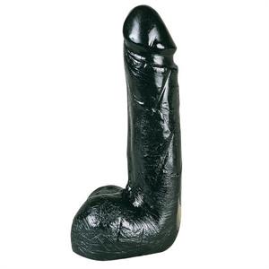 Belgo-prism Dildo All Black  20 Cm